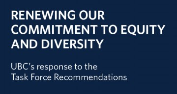 Renewing our commitment to equity and diversity