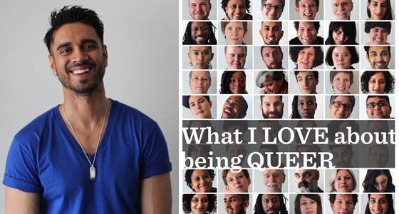 What I LOVE about being QUEER - UBC Equity Screening