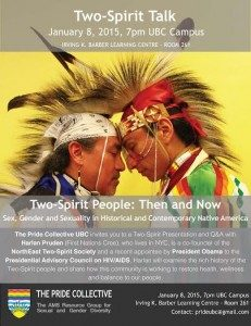 Two-Spirit People: Then and Now