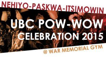 UBC's first Pow-wow celebration