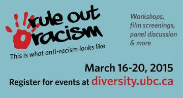 Rule Out Racism week