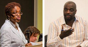 Race Literacies: Malinda Smith and David Austin