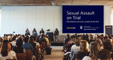Sexual Assault on Trial Event