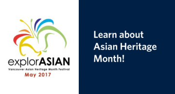 Vancouver Asian Heritage Month Festival