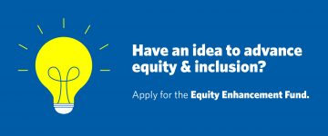 Proposal Writing Workshop: Equity Enhancement Fund