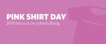 Pink Shirt Day at UBC
