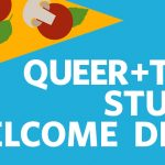 Queer + Trans Welcome Dinner